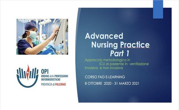Corso FAD E-Learning ADVANCED NURSING PRACTICE Part 1 - copertina_1p-rid2_P.jpg
